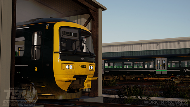 Train Sim World - Great Western Express